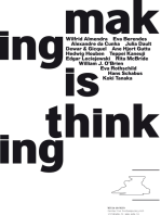 Making Is Thinking