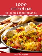 1000 Recetas de Cocina Mediterránea