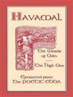 Havamal - The Sayings of Odin