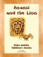 ANANSI AND THE LION - A West African Anansi Story