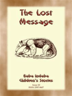 THE LOST MESSAGE - A Zulu Folk Tale with a Moral