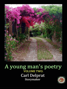A Young Man's Poetry Volume 2.