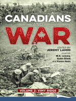Canadians and War Volume 2