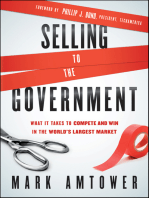 Selling to the Government