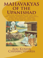 Mahavakya of the Upanishads