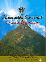 Superación Personal, Tesoro de la Sabiduría, Tomo I.