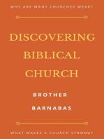Discovering Biblical Church