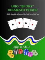 """Uno """"Sport"""" Chiamato Poker"""