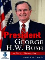 President George H. W. Bush