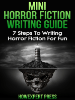 Mini Horror Fiction Writing Guide