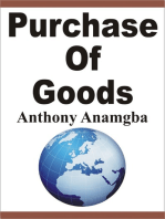 Purchase of Goods