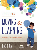 Toddlers Moving and Learning