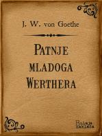 Patnje mladoga Werthera