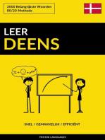 Leer Deens