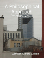 A Philosophical Approach - Practical Vol. 1