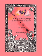 """""""The Story of the Beginning"""" an Alternate Biblical History"""