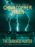 The Darkness Hunter-A John Santana Novel