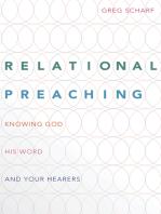 Relational Preaching