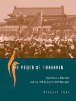 The Power of Tiananmen