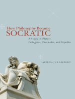 How Philosophy Became Socratic