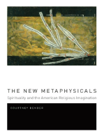 The New Metaphysicals