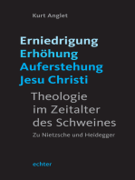 Erniedrigung - Erhöhung - Auferstehung Jesu Christi
