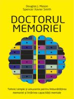 Doctorul memoriei - tehnici simple și amuzante pentru îmbunătățirea memoriei