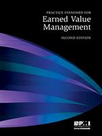 Practice Standard for Earned Value Management