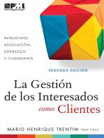 Gestión de los Interesados como Clientes (Spanish Edition)