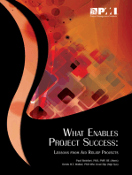 What Enables Project Success