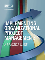 Implementing Organizational Project Management