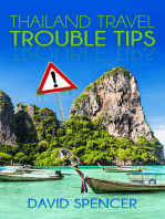 Thailand Travel Trouble Tips
