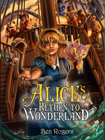 Read Alice S Return To Wonderland Online By Ben Rogers Books