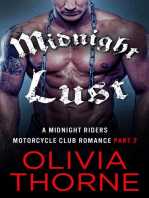 Midnight Lust Part 2 Midnight Riders Motorcycle Club Romance
