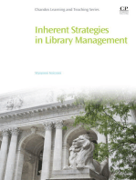 Inherent Strategies in Library Management