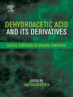 Dehydroacetic Acid and Its Derivatives: Useful Synthons in Organic Synthesis