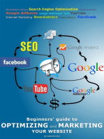 Optimizing and Marketing Your Website