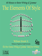 The Elements of Style Collection 3 Title Collection