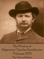 The Poetry of Algernon Charles Swinburne - Volume XVI