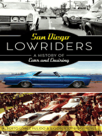 San Diego Lowriders: A History of Cars and Cruising