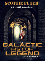 Galactic Fist of Legend