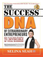 The Success DNA of Extraordinary Entrepreneurs