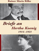 Briefe an Hertha Koenig — 1914-1921