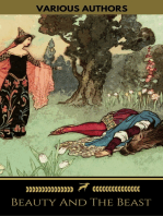 Beauty And The Beast (Two Versions) (Golden Deer Classics)