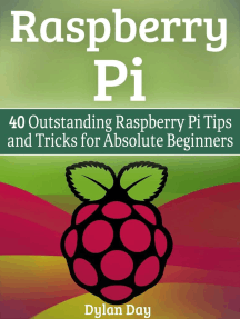 Raspberry Pi: 40 Outstanding Raspberry Pi Tips and Tricks for Absolute Beginners