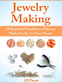 Jewelry Making: 20 Beautiful Necklaces You can Make Easily At Your Home