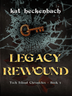 Legacy Rewound (Toch Island Chronicles book 3)