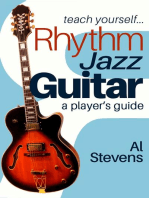 teach yourself... Rhythm Jazz Guitar