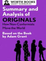 Summary and Analysis of Originals