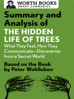 Summary and Analysis of The Hidden Life of Trees